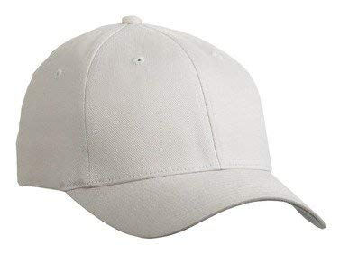MB CAPS Original Casquette Flexfit - 13 Couleurs - véritable Casquette de Baseball - Gris - Small/Medium-56/57 cm
