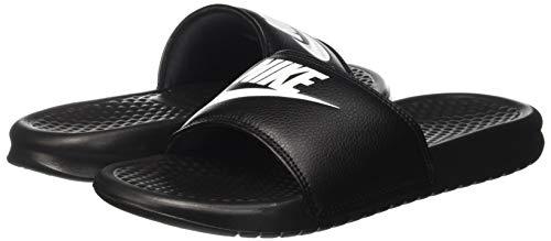 size 40 5261f de046 Nike Benassi Just do it Schuhe Herren Badelatschen Slipper Schwarz 343880  090, Größenauswahl 45