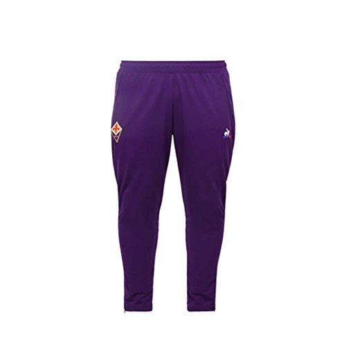 04486d513 Le Coq Sportif 2018-2019 Fiorentina Training Pants (Purple)