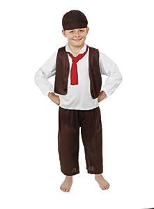 I Love Fancy Dress ilfd7024l niños pobres disfraces de Victorian (grande)