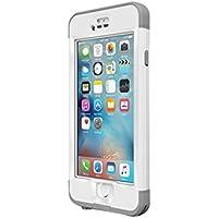 LifeProof 77-52570 Custodia Serie Nüüd per Apple iPhone 6s, Bianco