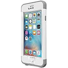 LifeProof Nuud - Funda sumergible para Apple iPhone 6s, color blanco