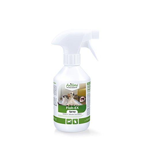 AniForte Anti Puces Spray 250 ml pour Chiens e Chats e...
