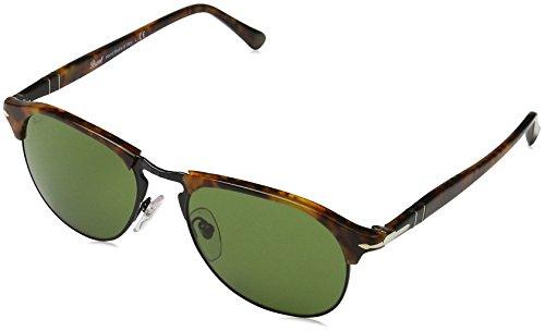 persol-unisex-sonnenbrille-0po8649s-braun-gestell-cafe-glaser-grun-108-4e-medium-herstellergrosse-53