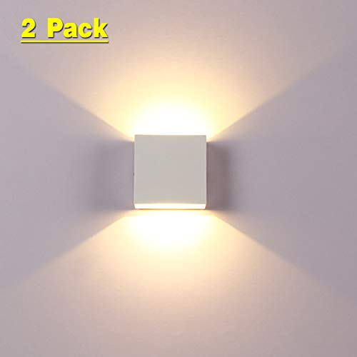 Back To Search Resultslights & Lighting Humble Ip65 Modern Cube Adjustable Surface Mounted Indoor Outdoor 8w 10w Led Lighting Led Wall Light Up And Down Wall Lamps Waterproof