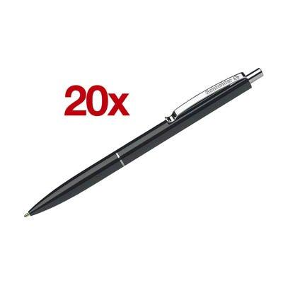 20 Schneider Kugelschreiber K15 Schreibfarbe schwarz