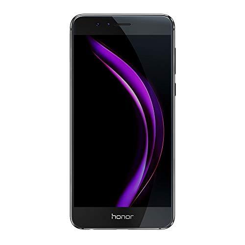 Huawei Honor Dual Sim Midnight - Huawei Honor 8 Dual Sim - 32GB, 4GB, 4G LTE, Midnight Black