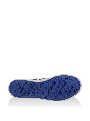 Adidas–clementes Mid f98794 Bianco-Blu marino-Rosso