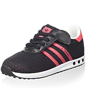 adidas Trainer Baby Sneaker Schwarz