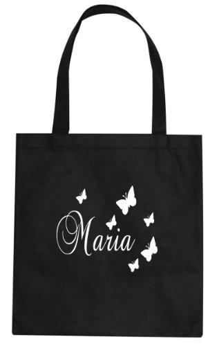 personalised-name-butterflies-tote-bag