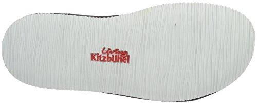 Living Kitzbühel Pantoffel Uni, Chaussons mixte adulte Noir - Schwarz (Schwarz 900)