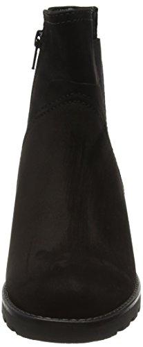 Gabor Comfort Sport, Bottes Classiques Femme Noir (Schwarz Mel.)