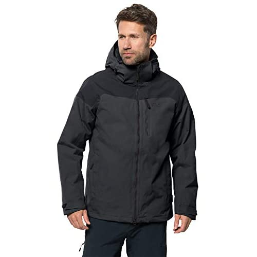 31EwCyqafQL. SS500  - Jack Wolfskin Men's Mount Benson Jacket