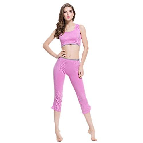 Pinkyee Damen Top Mehrfarbig - Pattern Color