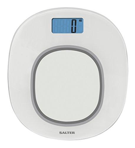 Salter White Silver Curve – Digital