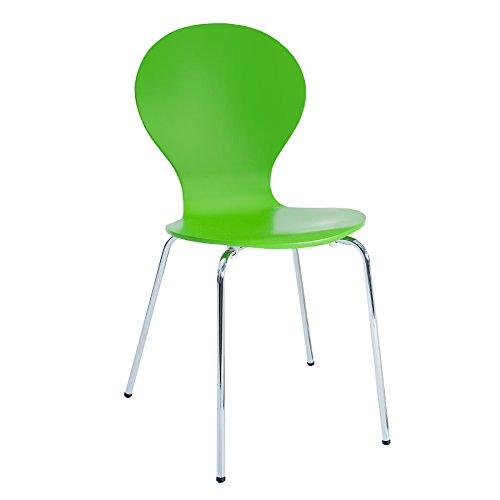 Design Stuhl FORM grün