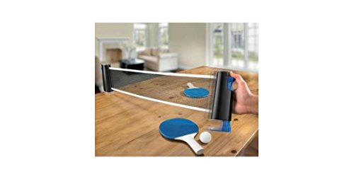 sharper-image-retractable-table-tennis-set-5-piece-by-sharper-image