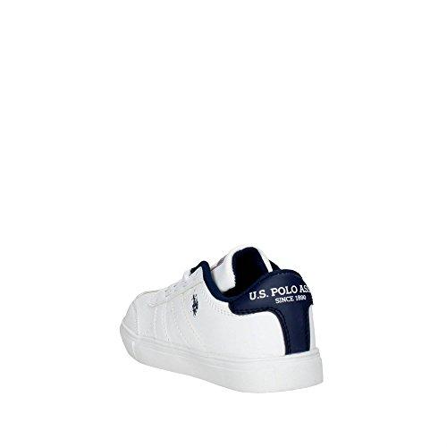 U.s. Polo Assn RINO-WHI Sneakers Boy Weiß