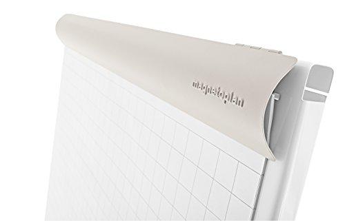 magnetoplan 12270F13 Mobiles Flipchart - de Luxe -
