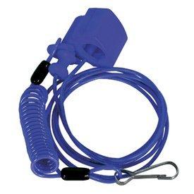 Preisvergleich Produktbild Tusk Power Pull Leine Kill Switch Blau–Passend für: Cannondale FX440Cannibal 2002–2003