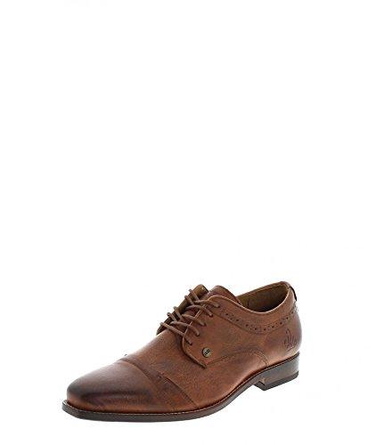 FB Fashion Boots Rehab Schuhe Luca Cognac Halbschuh Herren  Braun Lederschuhe Herren Schnürschuhe d0599df37d