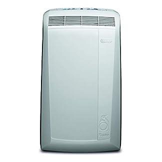 DeLonghi PAC N82 ECO 52 dB 900 W Blanco – Aire acondicionado portátil (A, 0,9 kWh, 900 W, Blanco, 449 mm, 395 mm)