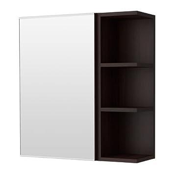 IKEA LILLÅNGEN Spiegelschrank mit einer Tür und einem ... | {Spiegelschrank mit beleuchtung ikea 67}