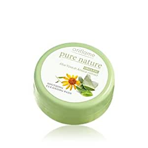 Pure Nature Organic Aloe Vera & Arnica Extract Soothing Cleansing Pads 25g