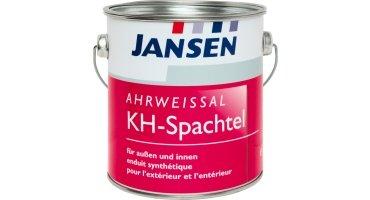 Jansen Kunstharzspachtel Ahrweissal 800 g -