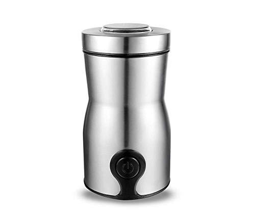 L&WB Elektrokaffee Grinder Maker Mini Edelstahl Beans Mill Kräuternüsse