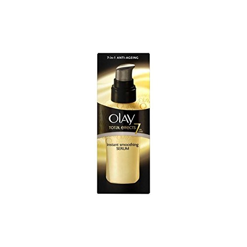 Total Effects de Olay instantanée Lissage Serum (50ml) (Pack de 2)