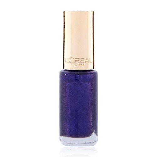 L 'Oréal Paris Make-up designer Color Riche Le Vernis 609blau Nagellack Nagellack (blau, Divine Indigo, Frankreich, 20mm, 70mm, 20mm) Nagellack Designer