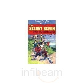 Secret Seven: 12: Good Old Secret Seven (Epz)