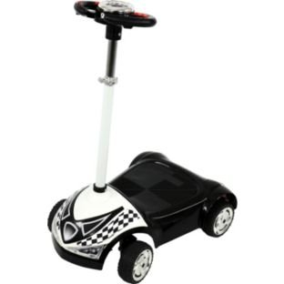 Chad Valley Mini Electric 6V Ride On - Silver (223769455)
