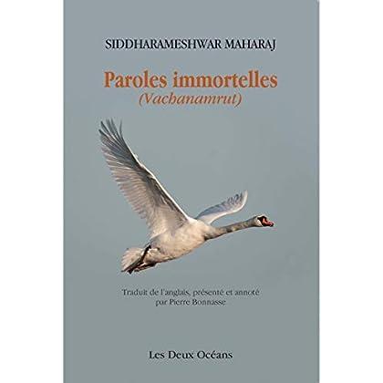 Paroles Immortelles (Vachanamrut)