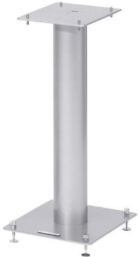 NorStone Stylum 1 Lautsprecherständer, 50cm, silber