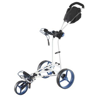 "Big Max Golftrolley Push ""Autofold FF\"" aqua (297) 0"