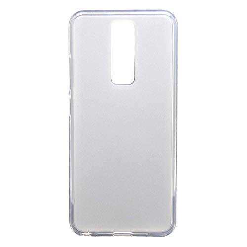 Voviqi Leagoo S8 Hülle, Hülle für Leagoo S8 Handyhülle für Leagoo S8- Crystal Clear Ultra Dünn Durchsichtige Silikon Schutzhülle TPU Case für Leagoo S8, Transparent