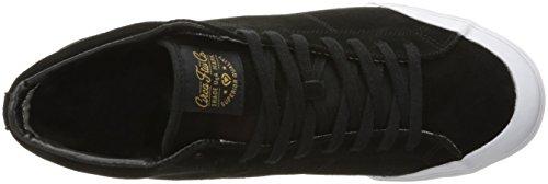 C1RCA Fremont Mid, Baskets Hautes Homme Black/Gold