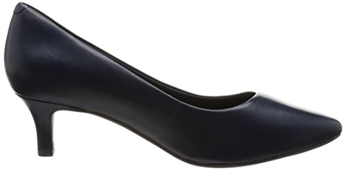 RockportKalila Pump - Scarpe con Tacco Donna Bleu (Ocean Nappa)