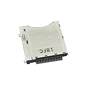 Ake Main Engine Game Card Slot Replacement Part Repair Accessory fur NDSL Host