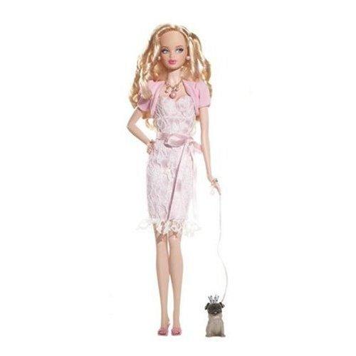 Barbie - Birthstone Beauty : October (Pink Label) -