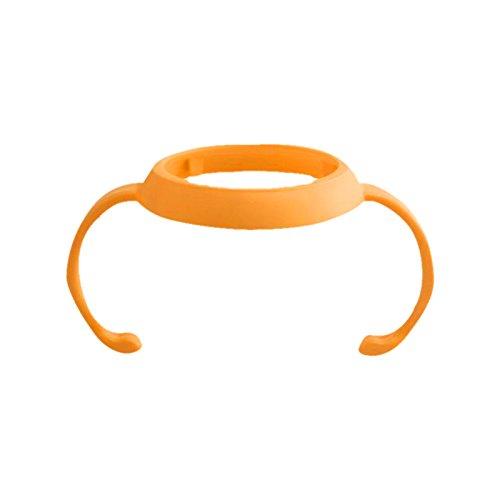 Born-Free-Cup-und-Flasche-Griffe-Orange