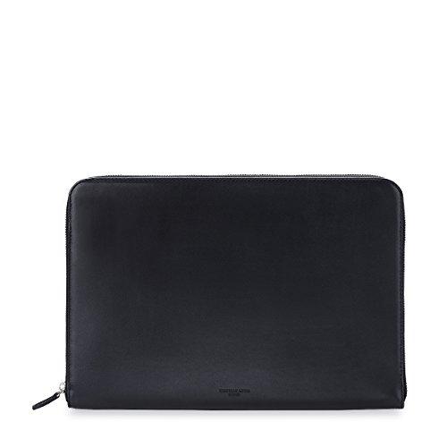 zip-around-folio-smooth-leather-black