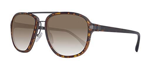 Preisvergleich Produktbild Dunhill Herren SDH009 560627 Sonnenbrille,  Braun,  53