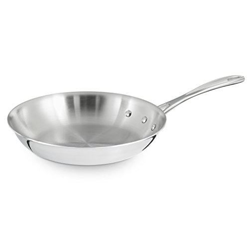 Calphalon Triply Stainless Steel 8-Inch Omelette by Calphalon -