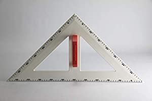 WISSNER® 160710.M00 - Magneto Profesional (ángulo de 45°, 60 cm), Color Blanco