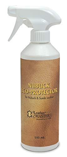 Leather Master/Uniters Nubuck Leder Eco Protector Spray/Nubuck Leather Imprägnierspray Nubuck Protector