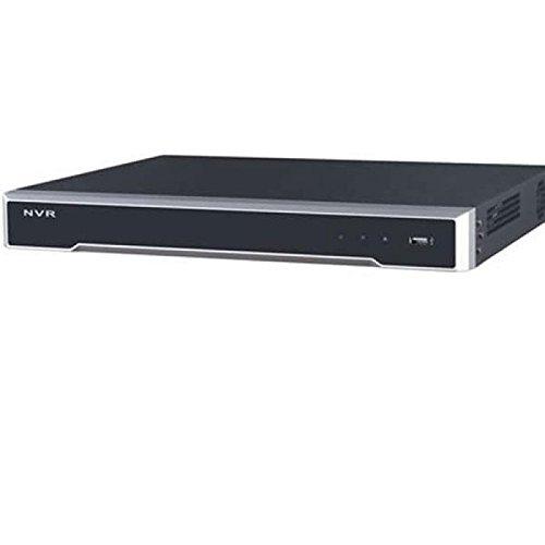 ds-7608ni-i2/8P NVR 8Eingänge IP mit einem Plug & Play 8Ports PoE Switch eingebaut HIKVISION (8 Nvr Port)