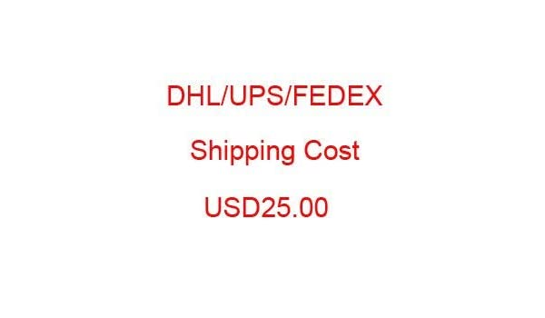 Fedex Delivery Days >> Wowobjects 1pc Dhl Fedex Ups Ems Extra Shipping Cost Usd25